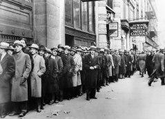 soup line 1933